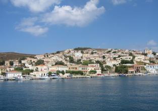 Oinouses main settlement