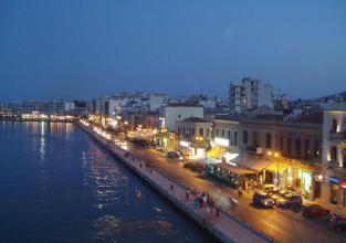 Chios Port
